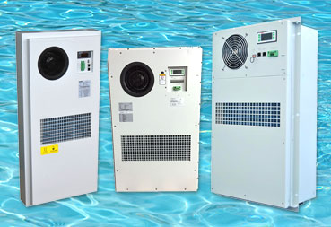 <h3>Outdoor Cabinet Cooling System</h3>