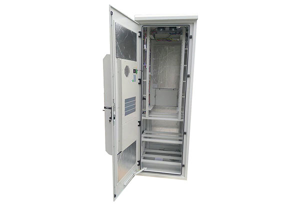 Outdoor integrated cabinet